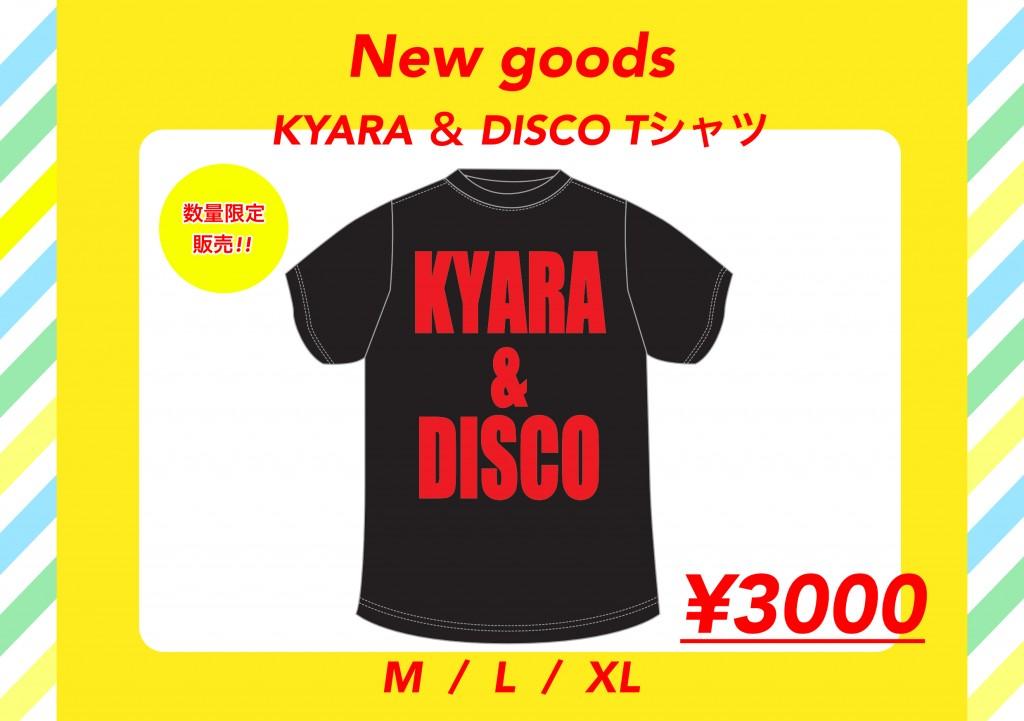 KYARA Tシャツ